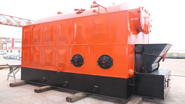 长冶燃煤锅炉