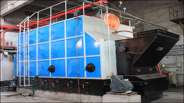 集安集安燃煤蒸汽锅炉