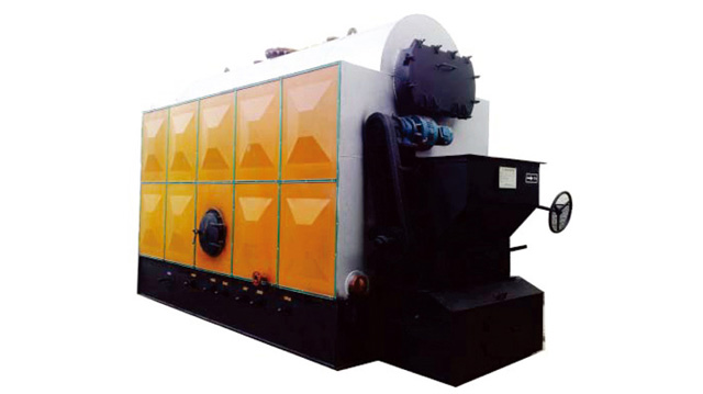 汉川燃煤锅炉