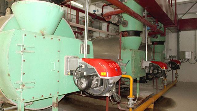 3吨燃气热水锅炉