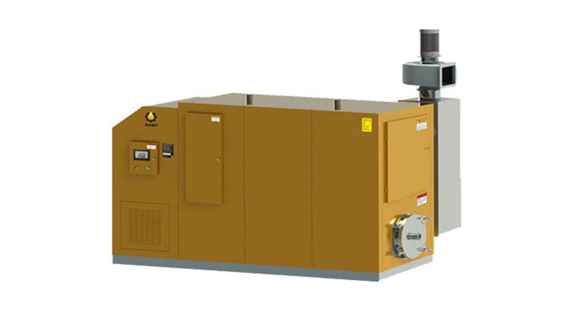 集安集安生物质热水锅炉