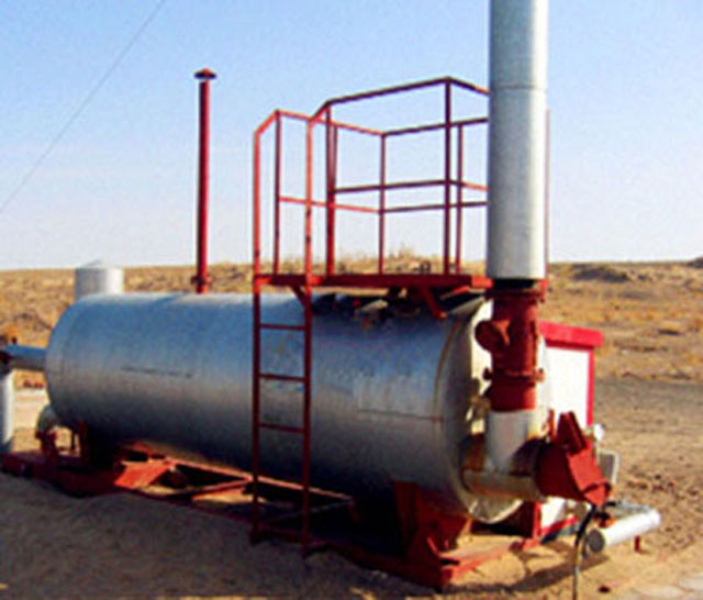 新疆水套加热炉